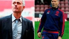 Mourinho phản pháo Giggs, nói lại cho rõ về Rooney