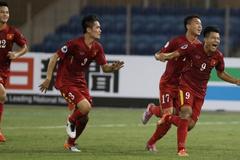 Link xem trực tiếp U19 Việt Nam vs U19 UAE 20h30 ngày 17/10