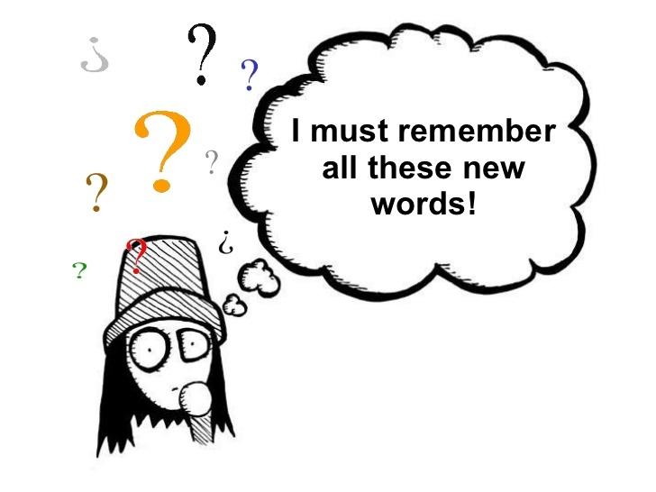 học tiếng Anh, học từ mới, cách học từ mới