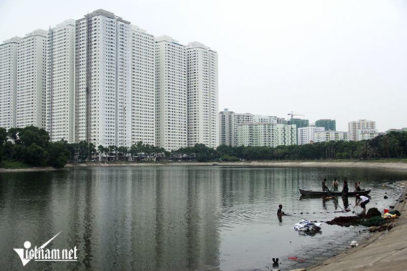 Siêu đô thị bủa vây, bóp nghẹt đường Hà Nội