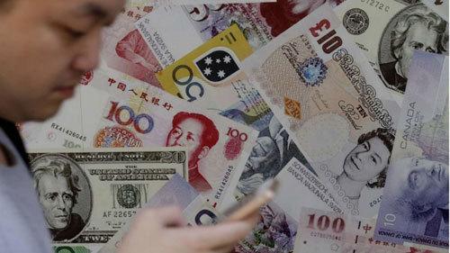 Tỷ giá ngoại tệ ngày 18/10: USD giảm để bật tăng