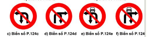 Những thay đổi lái xe cần chú ý
