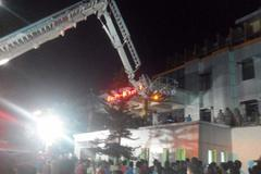 Cháy lớn tại bệnh viện Ấn Độ, 23 người thiệt mạng