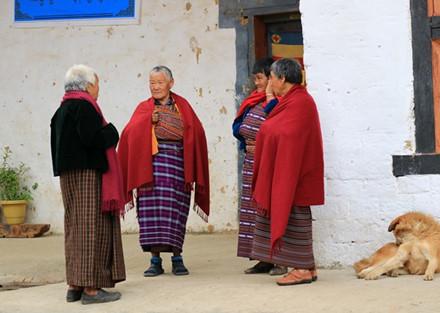 Bhutan - lễ hội mùa thu nhìn không chán mắt - ảnh 4