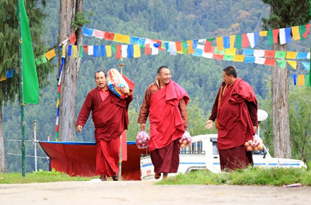 Bhutan - lễ hội mùa thu nhìn không chán mắt - ảnh 5