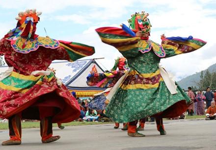 Bhutan - lễ hội mùa thu nhìn không chán mắt - ảnh 9