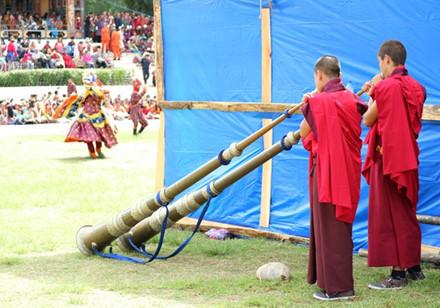Bhutan - lễ hội mùa thu nhìn không chán mắt - ảnh 10
