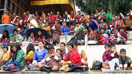 Bhutan - lễ hội mùa thu nhìn không chán mắt - ảnh 6