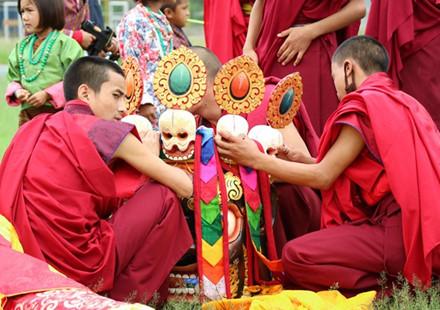 Bhutan - lễ hội mùa thu nhìn không chán mắt - ảnh 7