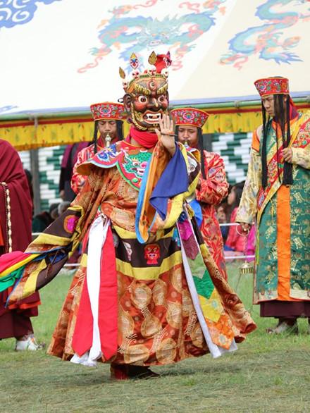 Bhutan - lễ hội mùa thu nhìn không chán mắt - ảnh 8