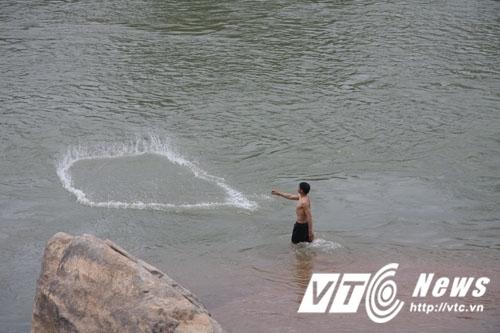 Thủy quái khổng lồ sông Mã: Những huyền thoại được săn lùng