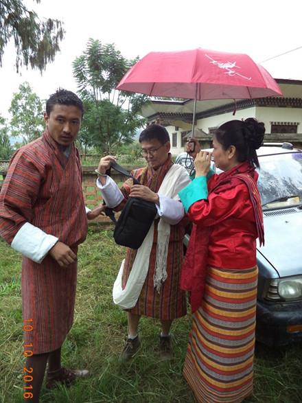 Bhutan - lễ hội mùa thu nhìn không chán mắt - ảnh 12