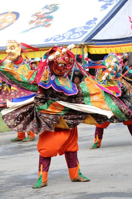 Bhutan - lễ hội mùa thu nhìn không chán mắt - ảnh 14