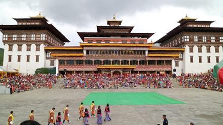 Bhutan - lễ hội mùa thu nhìn không chán mắt - ảnh 15