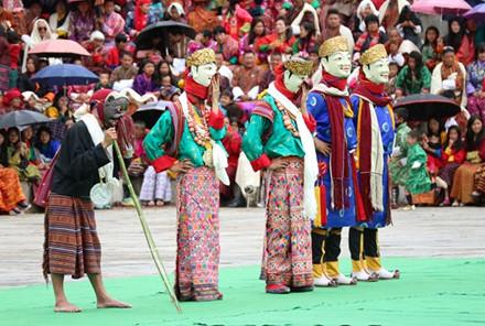 Bhutan - lễ hội mùa thu nhìn không chán mắt - ảnh 18