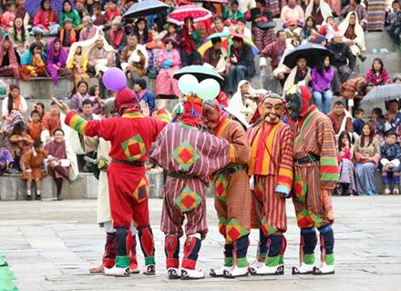 Bhutan - lễ hội mùa thu nhìn không chán mắt - ảnh 20