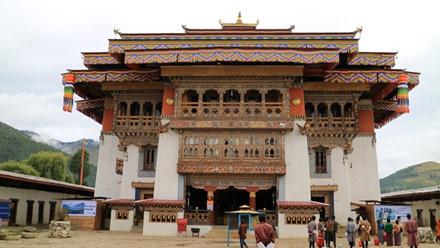 Bhutan - lễ hội mùa thu nhìn không chán mắt - ảnh 1