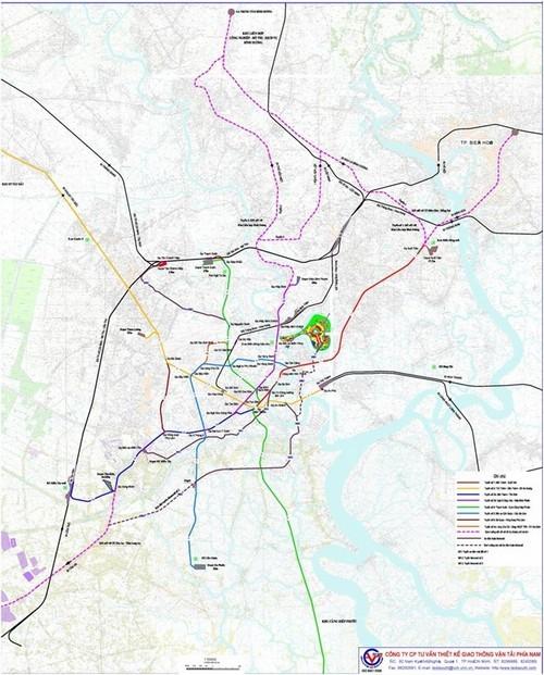 dự án Metro số 5, dự án đường sắt đô thị số 5, bãi rác Đa Phước