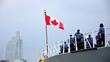 Tàu chiến Canada thăm TPHCM
