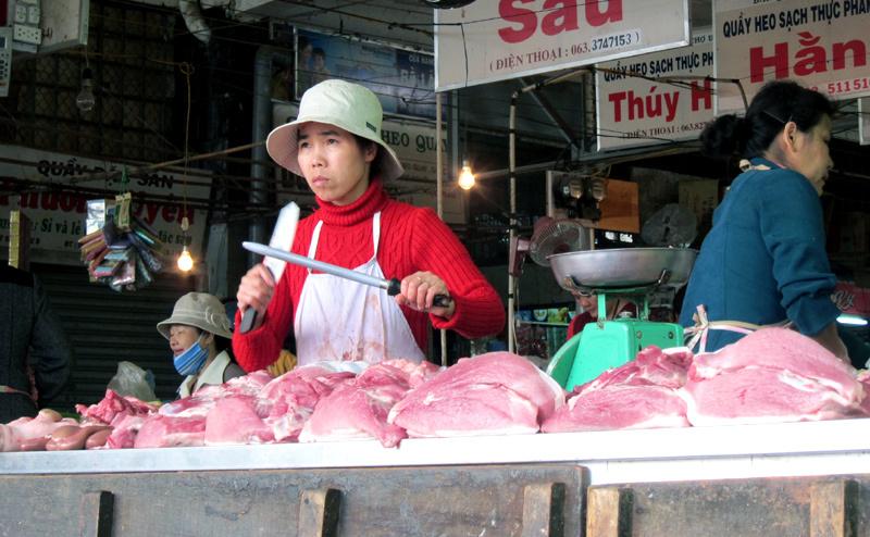 Nguy cơ 'đầu độc' mới: Nghi án thịt lợn nhiễm chất gây ung thư