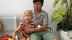 Cám cảnh gia đình con lớn bệnh tim, con bé ung thư thận