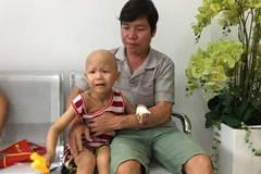 Khốn khó gia đình con lớn bệnh tim, con bé ung thư thận