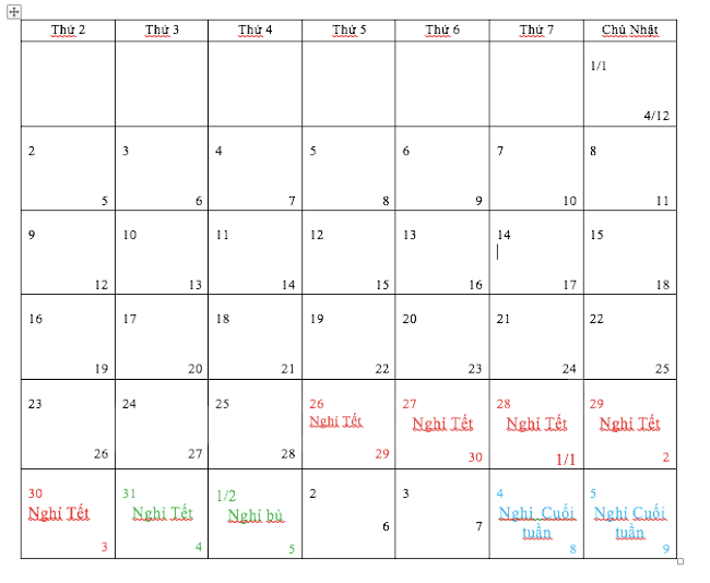 Đề xuất nghỉ Tết Đinh Dậu chỉ 7 ngày