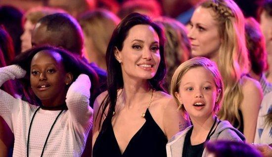 Tin mới nhất về Brad Pitt và Angelina Jolie
