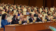 Khai mạc kỳ họp Quốc hội kéo dài 1 tháng