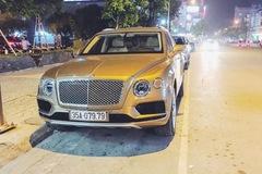 'Tóm gọn' Bentley Bentayga biển 'khủng' của đại gia Ninh Bình