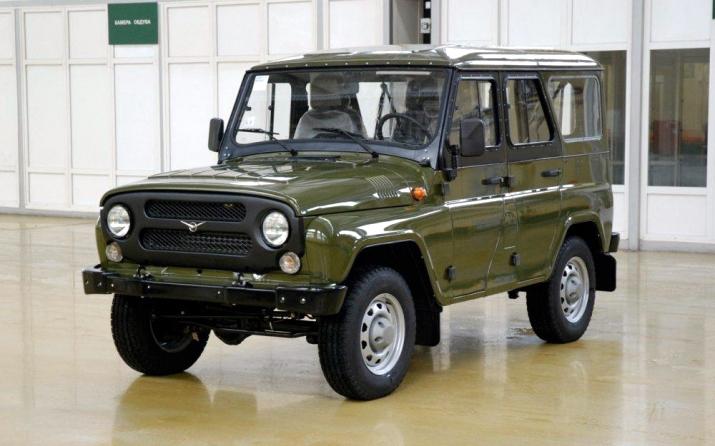 UAZ, xe U-oát, xe Nga, ô tô Nga, giá xe Nga, các mẫu xe Nga, thương hiệu xe Nga, UAZ Hunter, UAZ Patriot, UAZ Patriot Pickup