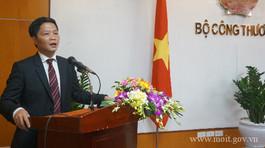 Bộ trưởng Công Thương: Nhiêu khê cản trở xã hội không có đất sống