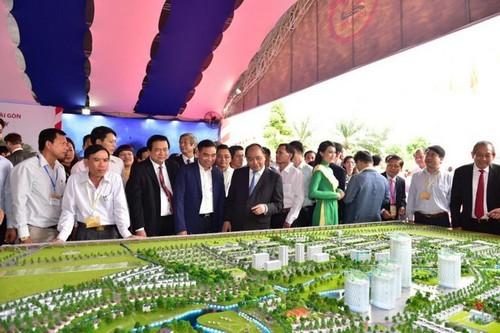 đầu tư bất động sản, bất động sản Long An, Vạn Thịnh Phát, Vingroup
