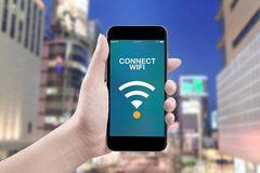 Điện thoại của bạn có thể bị theo dõi qua kết nối wifi