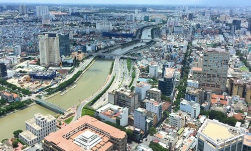 kinh doanh bất động sản, phân khúc căn hộ 1 tỷ, thị trường khu Nam Sài Gòn