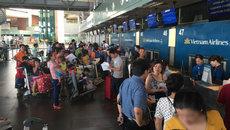 Nhân viên Vietnam Airlines bị hành khách đánh tại Nội Bài