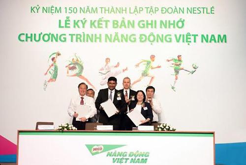 3 'chân kiềng Nestlé' giúp người Việt sống vui khỏe - ảnh 4