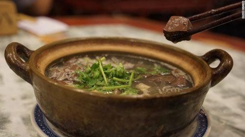 món ngon từ vịt, vịt Nam Kịnh, ẩm thỰC Nam Kinh