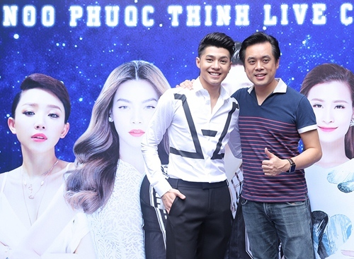 Noo Phước Thịnh bật mí về liveshow hoành tráng nhất sự nghiệp