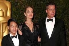 Con cả của Brad Pitt không muốn gặp bố