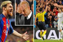 """Thua bẽ mặt ở Nou Camp, Pep Guardiola mượn Bravo """"đỡ đạn"""""""