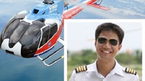 Chuyện về 2 cha con phi công đều hi sinh khi bay huấn luyện