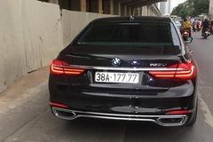 """Đại gia Hà Tĩnh gây choáng với BMW 750Li 2016 8,9 tỷ Đồng biển """"tứ quý"""" 7"""
