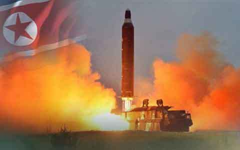 Triều Tiên lại phóng tên lửa thất bại