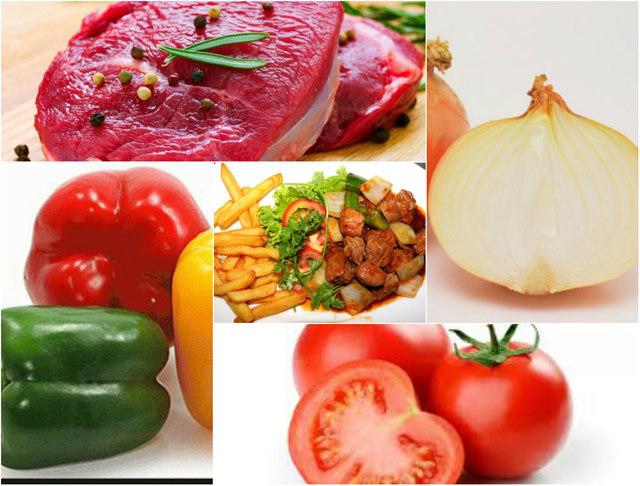 Cách làm bò lúc lắc, món ăn ngon, món ăn ngon mỗi ngày, dạy nấu ăn, hướng dẫn làm món bò lúc lắc