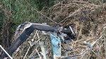 Clip đội mưa cứu hộ tại hiện trường máy bay rơi