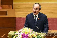 Cử tri bất bình vụ Trịnh Xuân Thanh