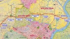 TPHCM trình Quốc hội tuyến Metro số 5 giai đoạn 1