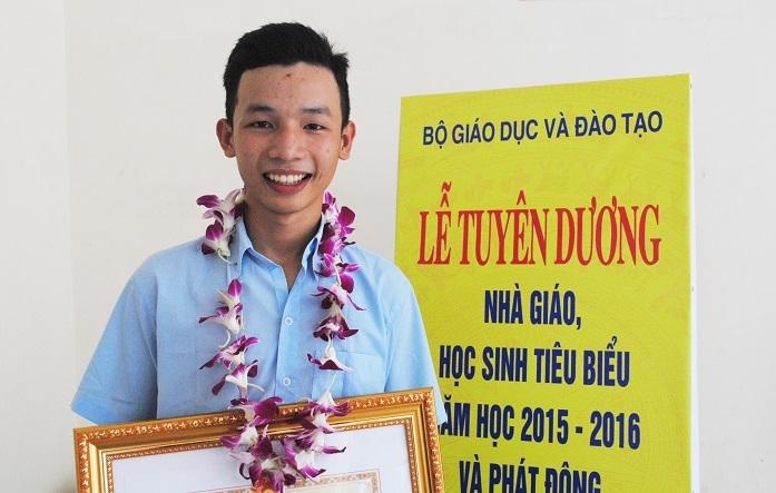 Trường THPT Trường Chinh, Bộ GD-ĐT, học sinh tiêu biểu