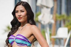 Nguyễn Thị Loan nói về sự cố khi trình diễn bikini